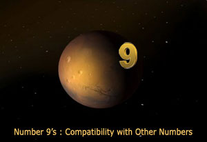 Numerology Number-9-Compatibility