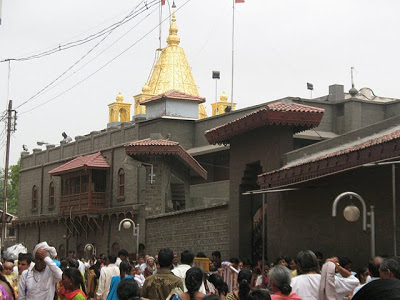 Shirdi Sai Temple Old
