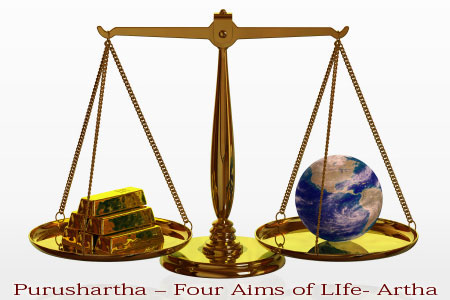 Purushartha The Four Aims of LIfe-Artha